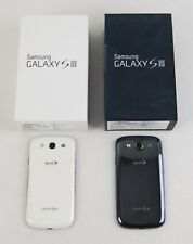 LOT of 2 Samsung Galaxy S3 SPH-L710 16GB Sprint - Clean IMEI - PARTS OR REPAIR