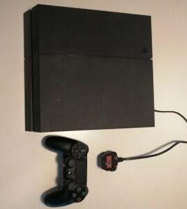 Sony PlayStation PS4 Console Model CUH-1216B Working 1TB