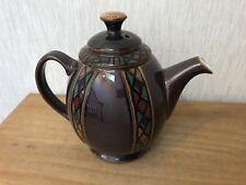 Denby Shiraz Teapot  vgc
