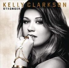 Stronger by Kelly Clarkson (CD, Oct-2011, RCA) NEW