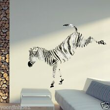 Wall Stencils Zebra stencil Large size Template For Wall Graffiti Canvas art DIY