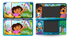 Skin Sticker to fit Nintendo 3DS - Dora the Explorer