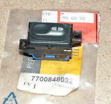 Renault Megane I Dashboard Switch Part Number 7700848032 Genuine Renault