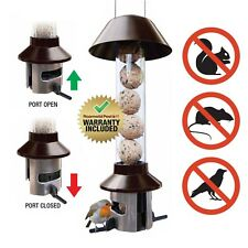 PestOff Squirrel Proof Suet Fat Ball Bird Feeder - Suet Cakes & Fat Balls - NEW