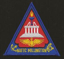 NATTC MILLINGTON US NAVY PATCH USS MARINES Naval Air Technical Training Center