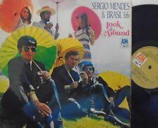 SERGIO MENDES & BRASIL 66 - Look Around ~ VINYL LP STEREO