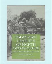 Book:Pages and Leaflets of north Oxfordshire. My Lineage pre 1700-1959