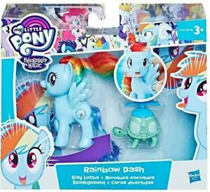 Hasbro My Little Pony Silly Looks Figure Rainbow Dash Playset