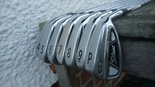 TITLEIST AP2 710 IRONS. 5-PW. KBS TOUR STIFF SHAFTS. FREE DELIVERY