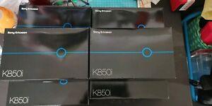 Sony Ericsson Cyber-shot K850i Velvet Blue Unlocked Cellular Phone NEW GENUINE