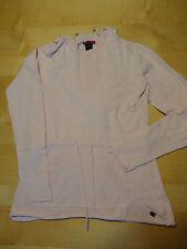 Pullover Damen rosa Gr.S von Kitaro mit Taillenzug und Tasche 100% Baumwolle TOP
