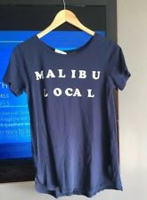 "Wildfox Size XS ""Malibu Local"" S/S T Good Price!!!"