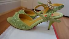 NEW CHARLES JOURDAN PARIS WOMEN'S SHOES-sz. US 8 IT 39 MADE IN ITALY