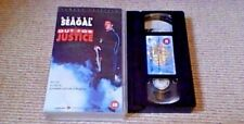 OUT FOR JUSTICE UK PAL VHS VIDEO 1996 Steven Seagal Star of Nico & Hard To Kill