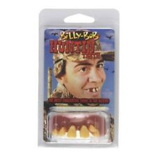 Billy Bob Hillbilly Huntin n Fishin False Teeth Rotten Thermoplastic Fancy Dress