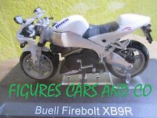 MOTO 1/24 BUELL FIREBOLT XB 9 R COLLECTION GM MOTORRAD MOTORCYCLE