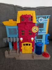 Imaginext Rescue City Center Interactive Electronic Toy Centre Play Set