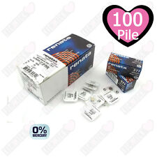 100 Batterie Renata 377 Ossido D'argento Bottone SR626SW 1.55V Swiss Made