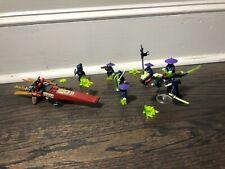 LEGO Ninjago Ghosts and Nia with vehicle mixed set