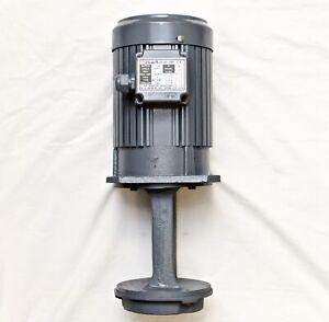 "1/2 HP Immersion Coolant Pump, 220V/440V, 3PH, Shaft Length 7"" (180mm) FLAIR"
