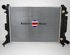 Aluminum Radiator For 1991-2003 Saab 9-3 Sedan  900 Base 2.0L L4  2000 2001 2002