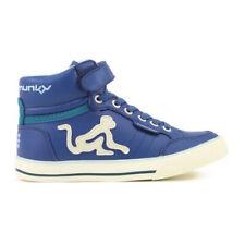 Scarpe Sneakers Bambino DRUNKNMUNKY BOSTON CLASSIC 197 Blue Misura EU 24