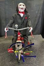 Trick or Treat Studios Saw Billy the Puppet on Tricycle Life Size Prop Replica