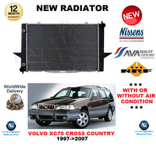 FOR VOLVO XC70 CROSS COUNTRY NEW RADIATOR 1997->2007 2.4 2.5 ** OE QUALITY **