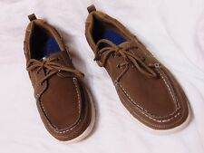 DEXTER LITE Mens Boat Deck Shoes Size 8.5 / EUR-41.5 Chocolate Brown Non Marking