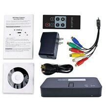 EZ284 1080P HDMI TV Game Video Capture Recorder PVR To USB SD Card + IR Remote
