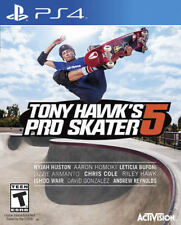 Tony Hawk Pro Skater 5 - Standard Edition PS4 New PlayStation 4, playstation_4