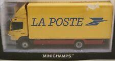 MINICHAMPS - MERCEDES BENZ ATEGO - LA POSTE  - 1/43