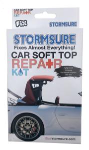 Car Soft Top Roof & Convertible Repair Kit