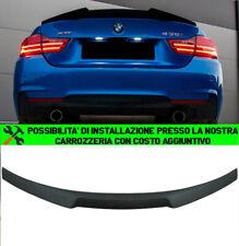 BMW SERIE 4 F32 COUPE SPOILER COFANO ALETTONE DESIGN M4 SPORTIVO IN ABS IT