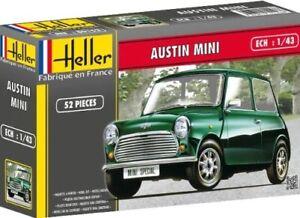 Heller 80153 1:43rd scale Austin Mini