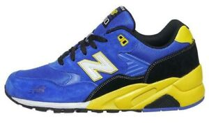 New Balance 580 Blue Sneakers for Men for Sale   Authenticity ...
