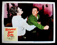 TEENAGE BAD GIRL-1957 Lobby Card Poster-Anna Neagle-Sylvia Syms-Kenneth Haigh