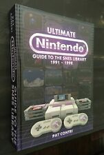 Ultimate Nintendo: Guide to the SNES Library (1991-1998) Hardcover Book