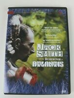 Jack Smith and the Destruction of Atlantis by A Film by Mary Jordan DVD 2007