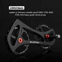 11 Speed Bike Rear Derailleur Ceramic Pulley Wheel Drivetrain 17T For Shimano