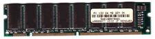 * MEMORIA RAM 64 MB PC133 168 PIN SDRAM DESKTOP M38E64S88PQG75