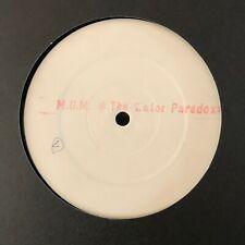 "M.U.M - The Water Paradox 12"" Old Skool Hardcore Vinyl Stamped White Label 1991"