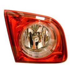 New 08-12 Malibu Backup Lamp Assembly Inner Driver Side CAPA Grade GM2882109C