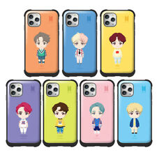 BTS Basic Standing Volume Bumper Phone Case for iPhone/Samsung Galaxy Note/LG
