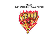 DC Comics The Flash Running Embroidered Iron/Sew-On Patch Superhero