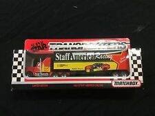 Matchbox Superstar Transporters Staff America Racing Jack Sprague