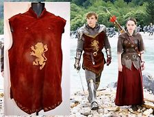 "William Moseley (2008 Prince Caspian) production-used ""Peter"" HERO Battle Tunic"