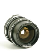 Very Rare: Rollei Zeiss 25mm F2.8 in QBM mount. Made in Germany. A condition.