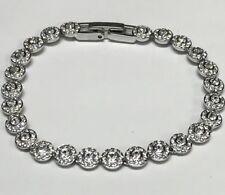 Swarovski Classic Tennis Bracelet Brilliant Crystal J-99