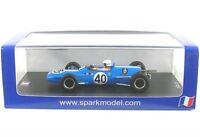 Matra MS5 No.40 Winner Coupe de Paris F3 1966 (Champion of France - J. Servoz-Ga